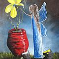Creating Tomorrow Fairy By Shawna Erback by Artisan Parlour