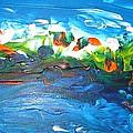 Creation II by Luz Elena Aponte