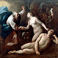 Creation Of Eve by Carlo Francesco Nuvolone