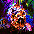 Creatures Of The Deep - Fear No Fish 5d24799 by Wingsdomain Art and Photography