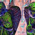 Creche Angels 7 by Diane DiMarco