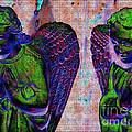 Creche Angels 9 by Diane DiMarco