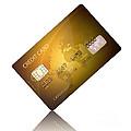 Credit Card by Johan Swanepoel