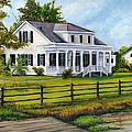Creedmoor Plantation by Elaine Hodges