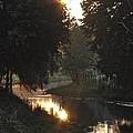 Creek Sunrise by Melanie Smith