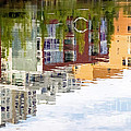 Creekside Reflections by Kate Brown