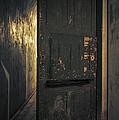 Creepy Door by Svetlana Sewell
