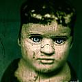 Creepy Zombie Child by Edward Fielding