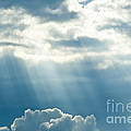 Crepuscular Rays by Image World