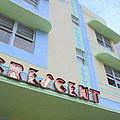 Crescent Hotel by Tom Reynen