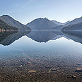 Crescent Lake Reflection by Pierre Leclerc Photography