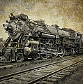Crescent Limited Locomotive Of 1927 by Daniel Hagerman