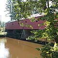 Cresson Bridge by Catherine Gagne