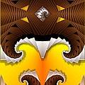 Crest by Ron Bissett