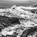 Cresting Wave by Jon Glaser