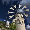 Creton Windmills by David Smith