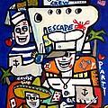 Crew Escape Cruise . by Paulo Alipio