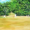 Cricket by Kenneth Harris