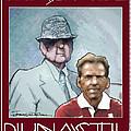 Crimson Dynasty by Jerrett Dornbusch