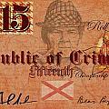 Crimson Tide Currency by Greg Sharpe