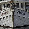 Crimson Tide Headon by Michael Thomas