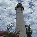 Crisp Point Lighthouse3 by Jennifer  King