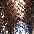Criss Cross Chapel by Anne Cameron Cutri