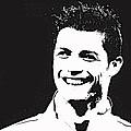 Cristiano Ronaldo by Galeria Trompiz