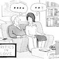 Critics In Love by Leo Cullum