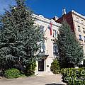 Croatian Embassy by Jim Pruitt