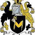 Croke Coat Of Arms Irish by Heraldry