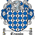 Cronin Coat Of Arms Irish by Heraldry