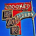 Crooked Bar And Tavern by Alison Webster