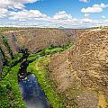 Crooked River Canyon by Jess Kraft