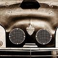Crosley Front End Grille Emblem by Jill Reger
