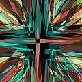 Cross Burst 2 by Steve Ball