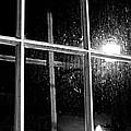 Cross In Window by Jean Macaluso