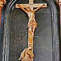 Cross Of Trier by Elvis Vaughn
