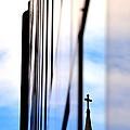 Cross Spire 5077 by Jerry Sodorff