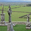 Crosses Of Cashel by Suzanne Oesterling