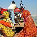 Crossing Chilika Lake Odisha India
