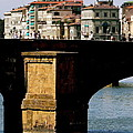 Crossing The Arno by Ira Shander
