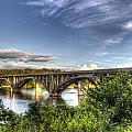Crossing Tillery by Jackie Frick Smith