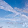 Crossroad In The Sky by Michal Boubin