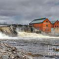 Croton Dam by Robert Pearson