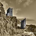 Crown Tin Mines  by Rob Hawkins