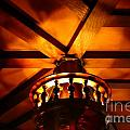 Crows Nest At Ship Tavern In The Brown Palace Hotel by John Malone