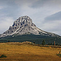 Crowsnest Mountain by Terry Fleckney