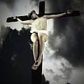 Crucified Christ by Ramon Martinez