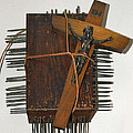 Crucifix Box by Nancy Mauerman